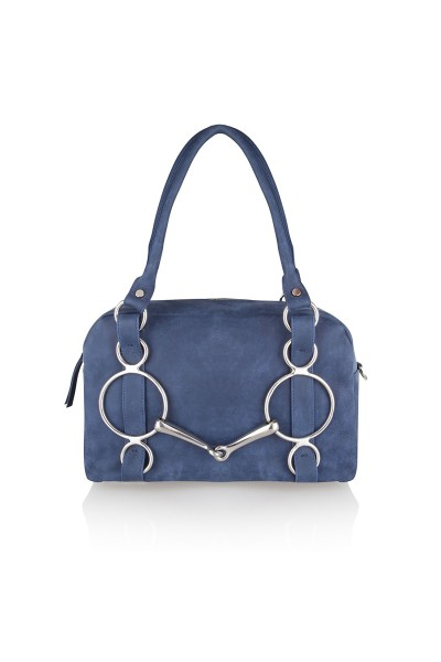 Blue The Ring Bag